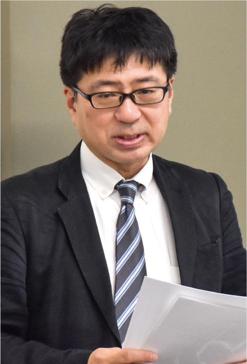 一般社団法人火葬研 代表理事・会長 武田 至さん