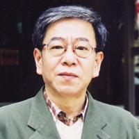 清水 義範さん/作家