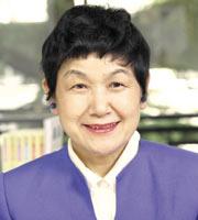 坂東 眞理子さん/昭和女子大学学長