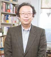金田一 秀穂さん/杏林大学外国語学部教授
