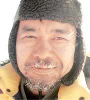 西村 淳さん/南極料理人