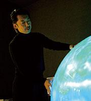 竹村 真一さん/触れる地球ミュージアム主宰・京都造形芸術大学教授