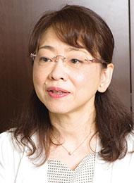 一二三 恵美さん/女性科学者