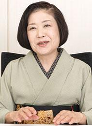 山口 恵以子さん/小説家