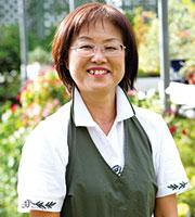山口 まりさん/園芸家・「花を楽しむ教室」主宰