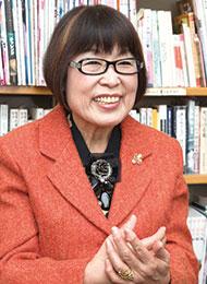 田嶋 陽子さん/女性学研究者