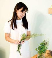 諏訪 晴美さん/ハーバルライフデザイナー