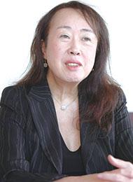 松岡 佑子さん/翻訳家・通訳者
