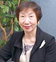 髙橋 陽子さん/日本フィランソロピー協会理事長