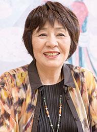 里中 満智子さん/マンガ家