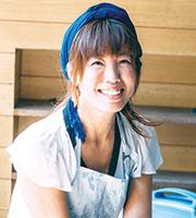 藤村 さやかさん/染色工房「インディゴ気仙沼」代表