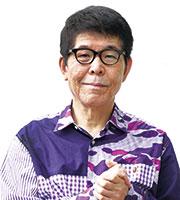 末井 昭さん/エッセイスト