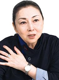梶 芽衣子さん/女優・歌手