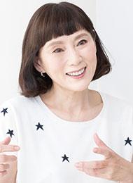 秋野 暢子さん/女優