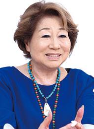 水谷 八重子さん/女優・歌手
