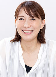 小椋 久美子さん/元女子バドミントン選手