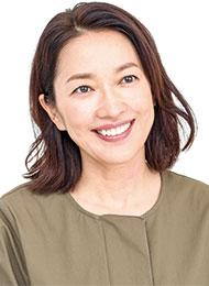 羽田 美智子さん/女優