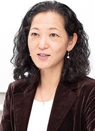 梅津 理恵さん/科学者