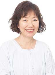 浅田 美代子さん/女優