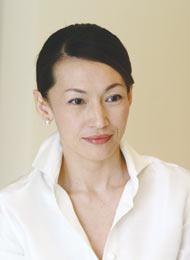 岡田 美里さん/タレント