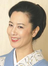 名取 裕子さん/女優
