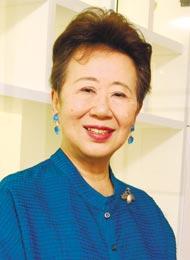 桐島 洋子さん/作家