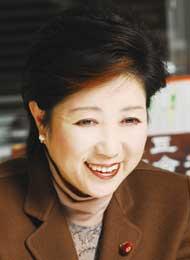 小池 百合子さん/衆議院議員