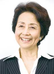 細川 佳代子さん/認定NPO法人スペシャルオリンピックス日本 名誉会長