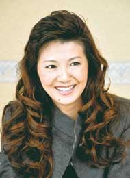 南野 陽子さん/タレント・女優