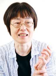竹内 久美子さん/動物行動学研究家・エッセイスト