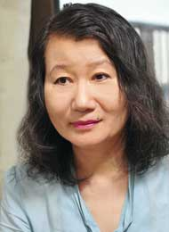 太田 治子さん/作家