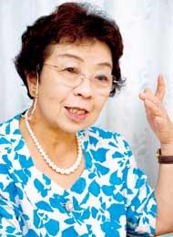 相馬 芳枝さん/日本化学会フェロー