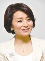 仁科 亜季子さん/女優