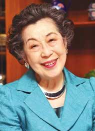 江上 栄子さん/料理研究家