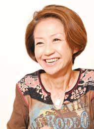 綾戸 智恵さん/ジャズシンガー