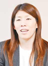 吉田 沙保里さん/レスリング選手
