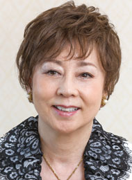 山本 陽子さん/女優