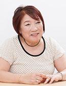 長井 鞠子さん/会議通訳者