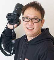 永谷 正樹さん/フードライター兼フォトグラファー