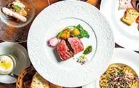 イタリアンレストラン「AJIKURA」のコース料理