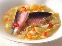 ショパン:ショパン風 魚のポトフ