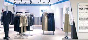 2020年9月にオープンしたWWS初の直営常設店舗 八重洲地下街店