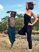 2016年エチオピアのスリ族と