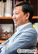 NAP建築設計事務所 代表 中村 拓志さん