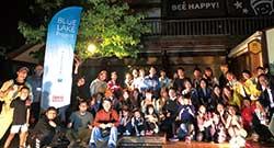 BLUE LAKE Projectの活動に参加しているメンバー